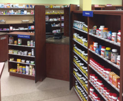 north oaks pharmacy list of products