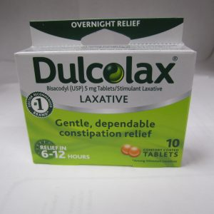 Laxative - constipation