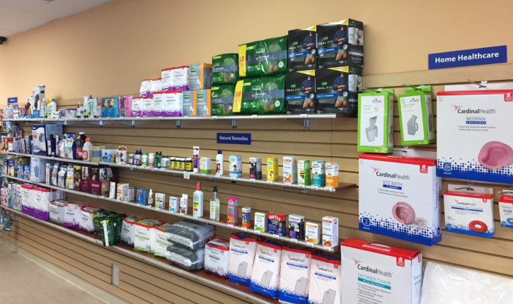 north oaks pharmacy natural products