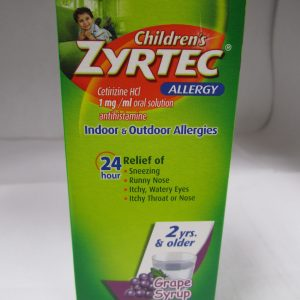 Children's Antihistamine